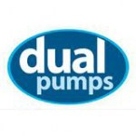 dual pumps logo